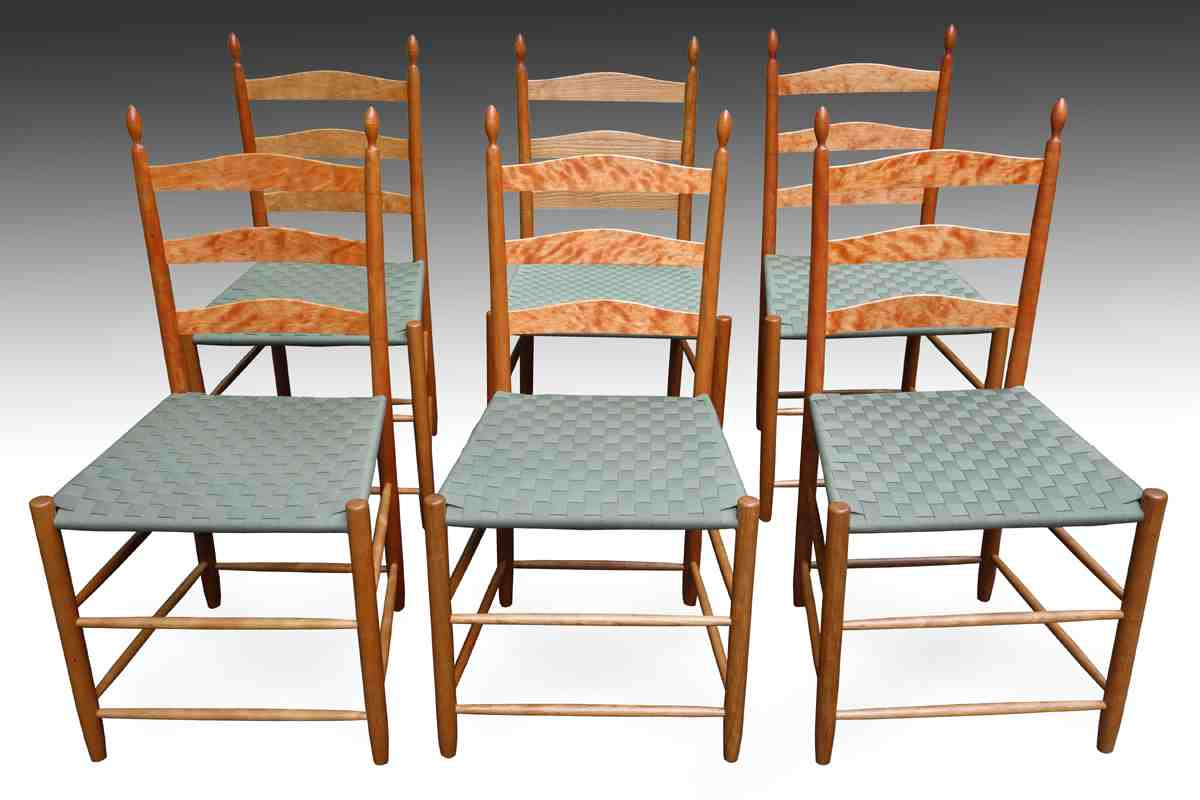 Shaker Dining Chairs - Home Furniture Design