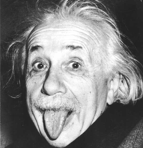 Albert Einstein 70 disléxicos famosos