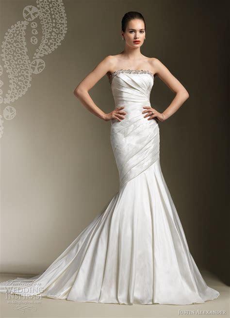 Justin Alexander Wedding Dresses Spring 2012   Wedding