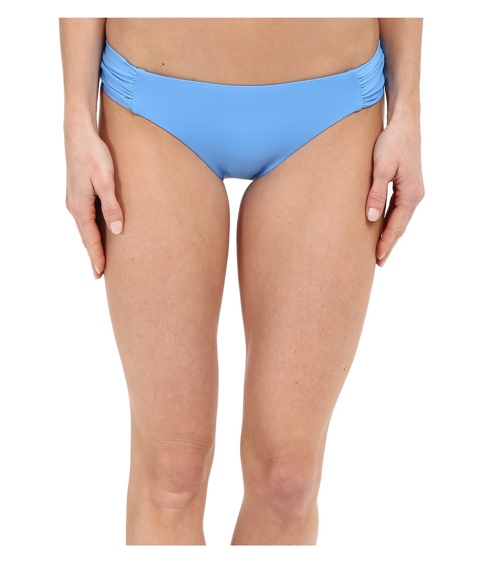 BECCA by Rebecca Virtue - Color Code Tab American Bottom (Chambray) Women's Swimwear