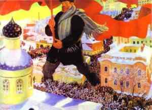 Người Bolshevik.