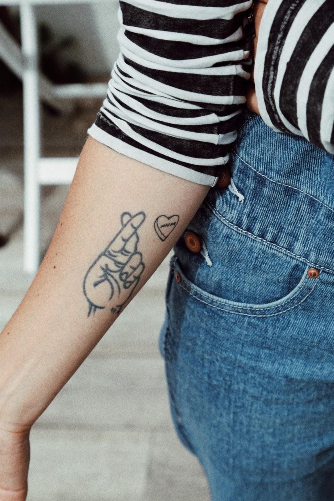 I Ve Got A New Tattoo Isabella Thordsen