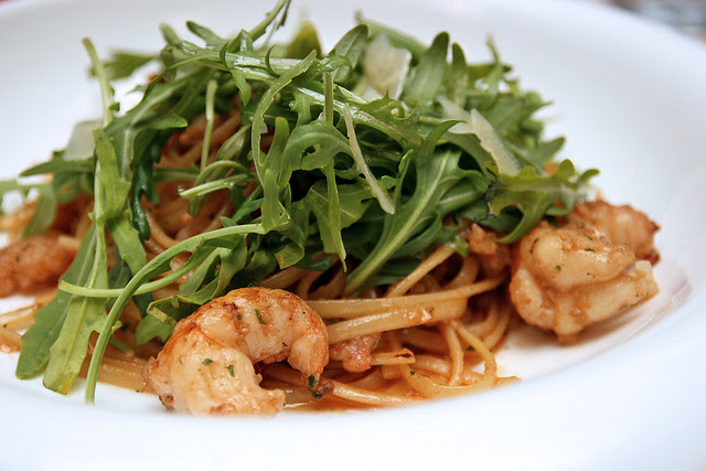 Crayfish Linguini
