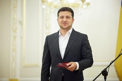 Зеленский созвал внеочередное заседание Рады ради герба Украины