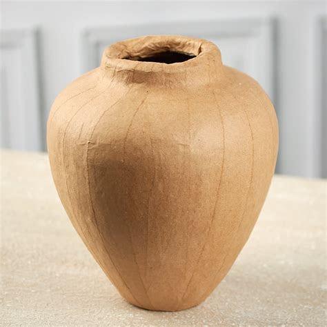 Paper Mache Vase   Paper Mache   Basic Craft Supplies