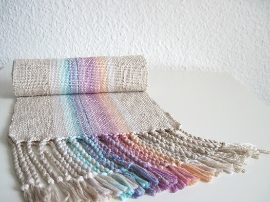 woven scarf inspiration