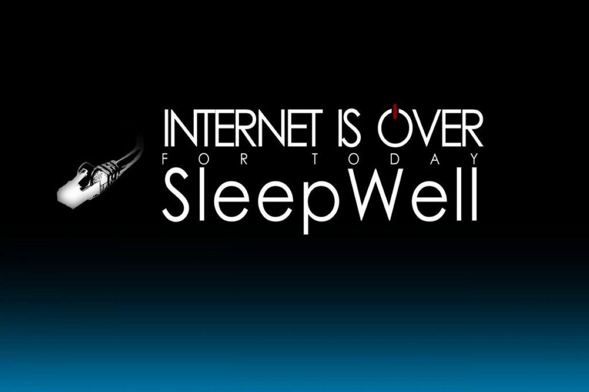 Το Ίντερνετ κοιμάται;