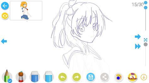 drawing tutorials animemanga android apps  google play