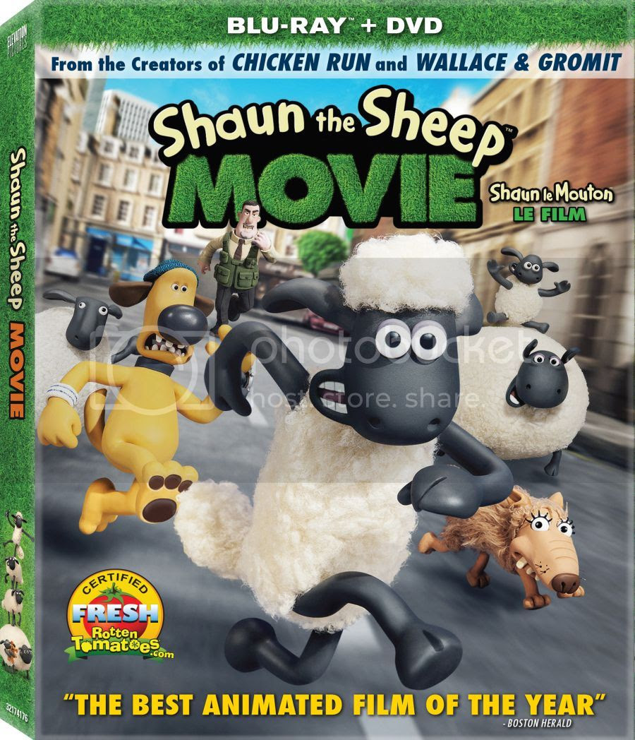 Shaun The Sheep Combo