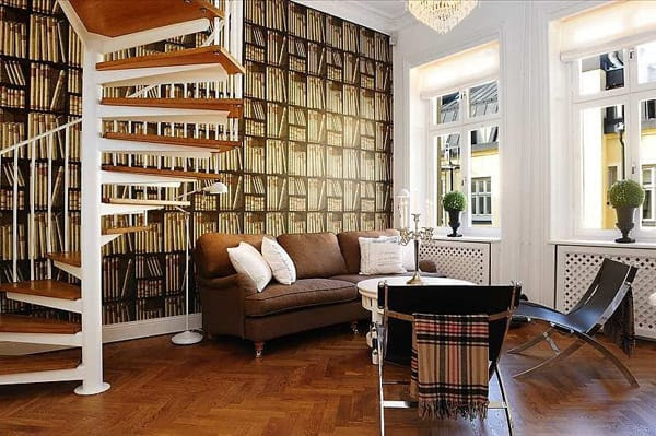 Eclectic Interior Decorating – Ideas from Stockholm | Modern Interiors