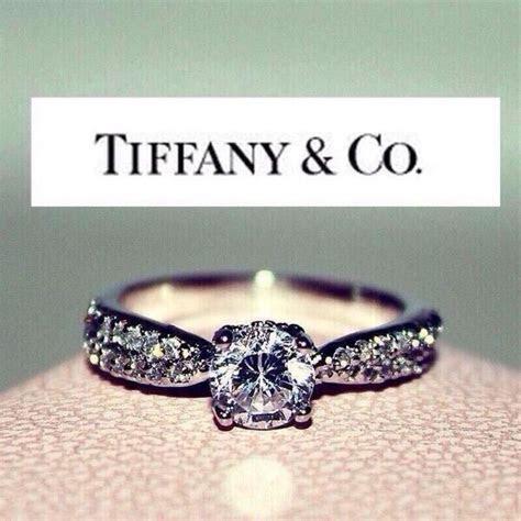 Tiffany & Co. engagement ring.   Wedding Ideas