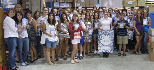 Anderson's Bookstore Pre Publication Event