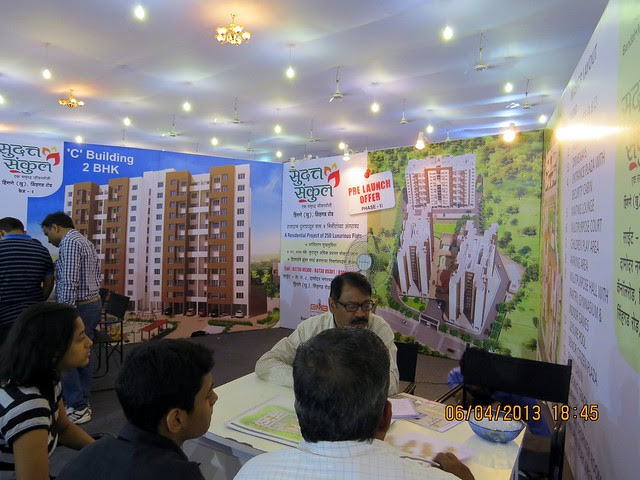 Sudatta Sankul, off Sinhagad Road, Pune - Maharashtra Times Pune Property Show April 2013