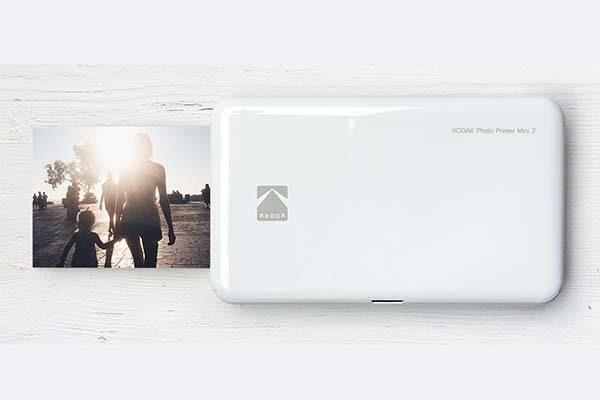 Kodak Has Released Kodak Mini 2 Its Latest Mobile Instant Photo Printer