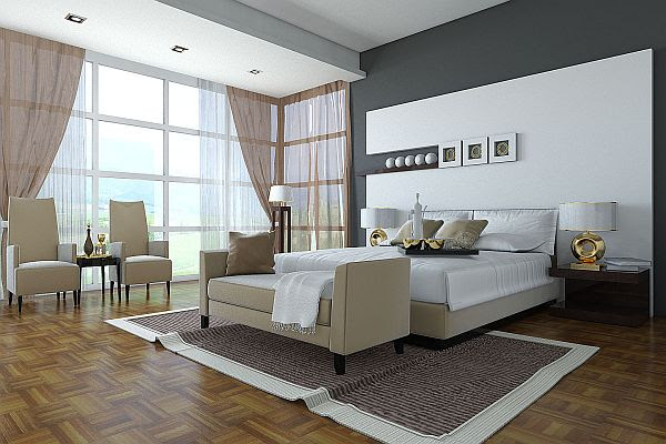 How to choose a bedroom paint color?