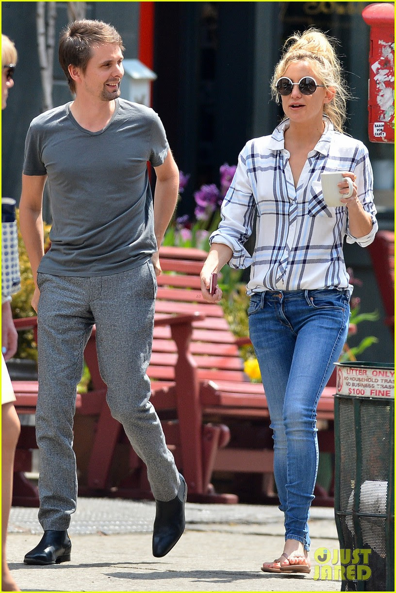 kate hudson matthew bellamy friendly exes in new york city 02