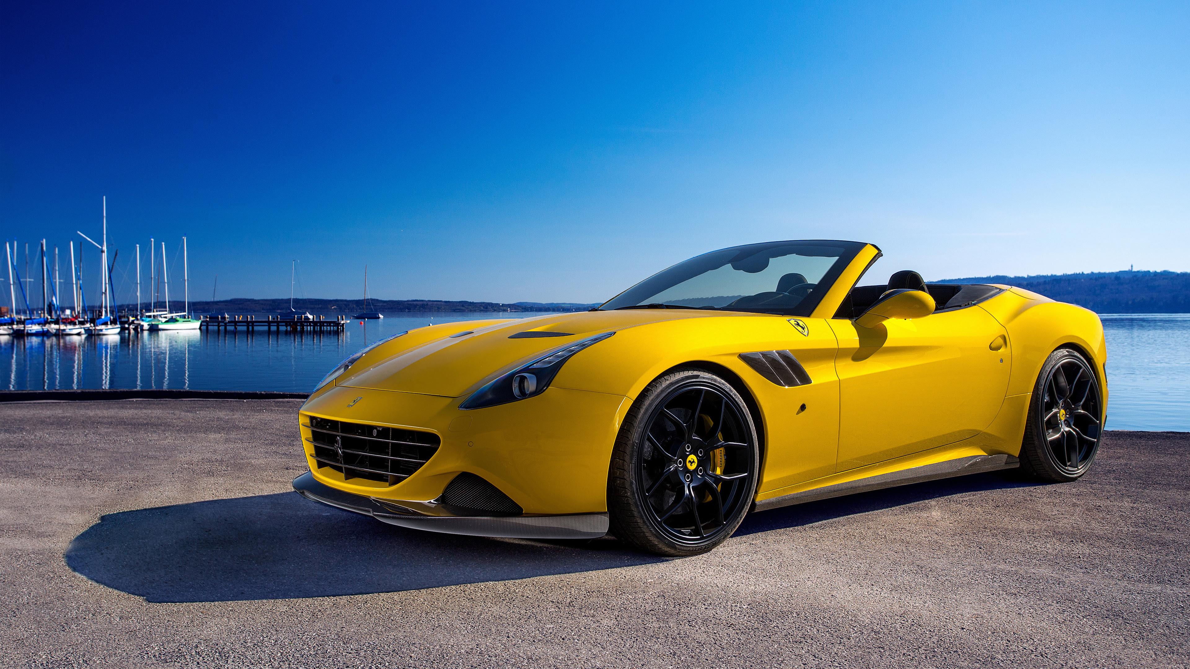 Novitec Rosso Ferrari California T 2015 Wallpaper | HD Car ...