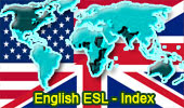 English as a Second Language (ESL).
