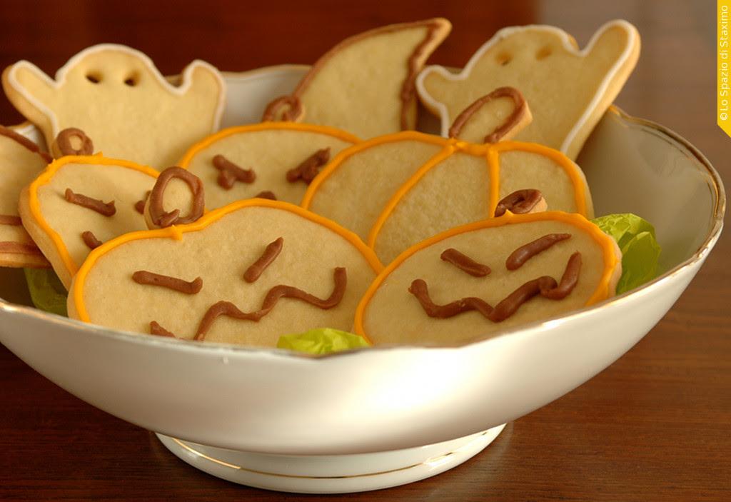 Biscotti Sardi per Halloween
