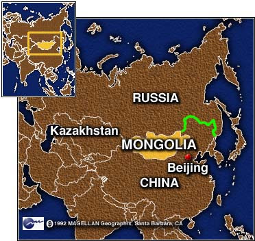 LuxleBlog: Map Of Russia And China Border on