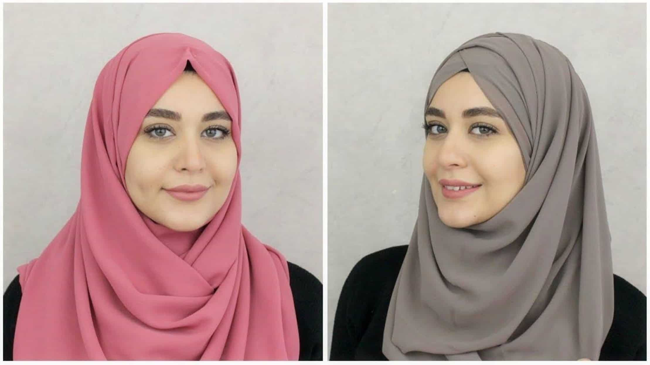 chest coverage hijab tutorial | hijab fashion inspiration