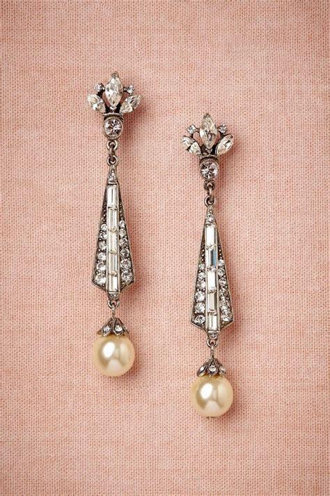 25  best ideas about Pearl Drop Earrings on Pinterest