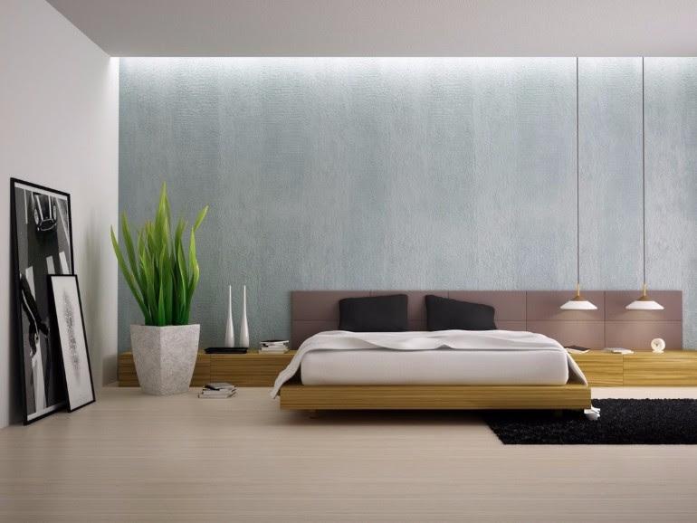 Modern Minimalist Master Bedroom Design Homedecorations