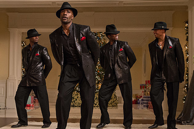 """THE ALREADY TALK HIGHLIGHT MOMENTS OF NEW MOVIE """"The Best Man Holiday - DivaSnap.com"""