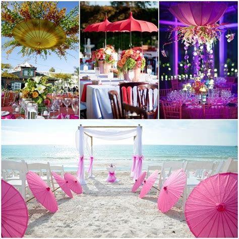 5 Superb Wedding ceremony Decor Concepts with Umbrellas