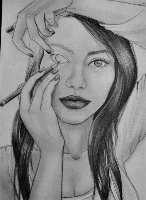 images  cool drawings  pinterest