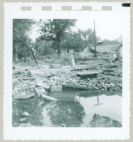 Ottawa Kansas Flood 1951