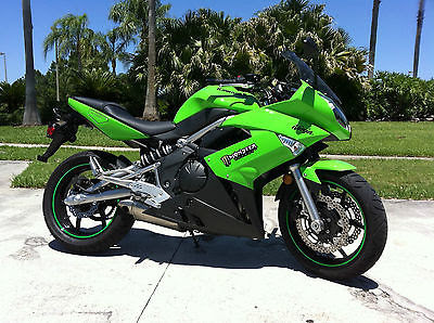 Kawasaki Ninja Ex650 Motorcycles For Sale In Florida