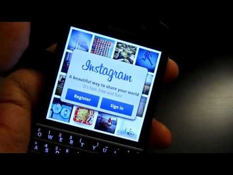 Download Twitter For Blackberry Old Version