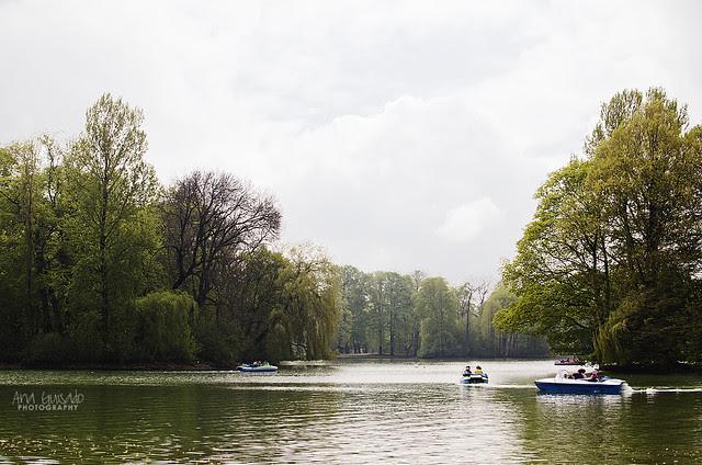 Seehaus am Englischer Garten