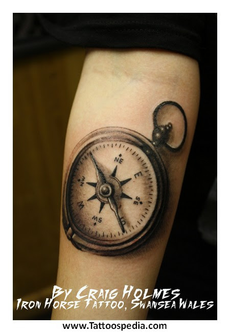 Vintage Compass Tattoo Ecosia