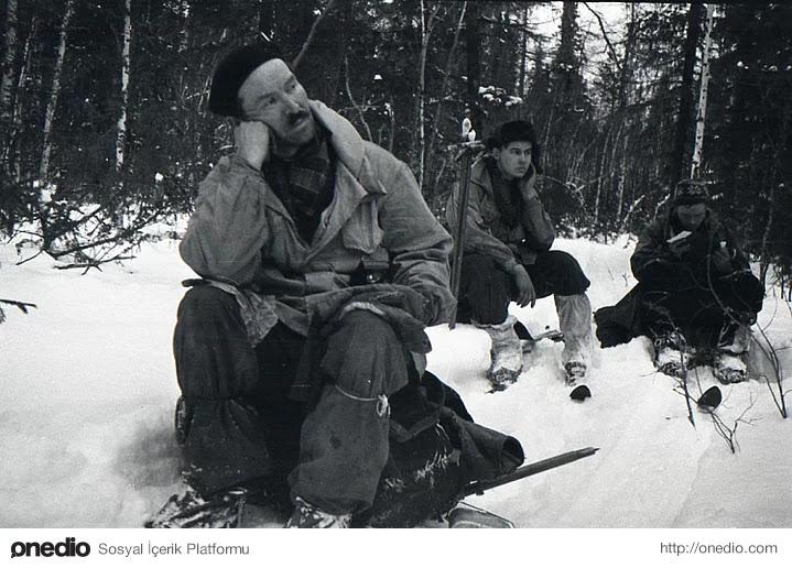18-) Dyatlov'un Kamerasından, 1959