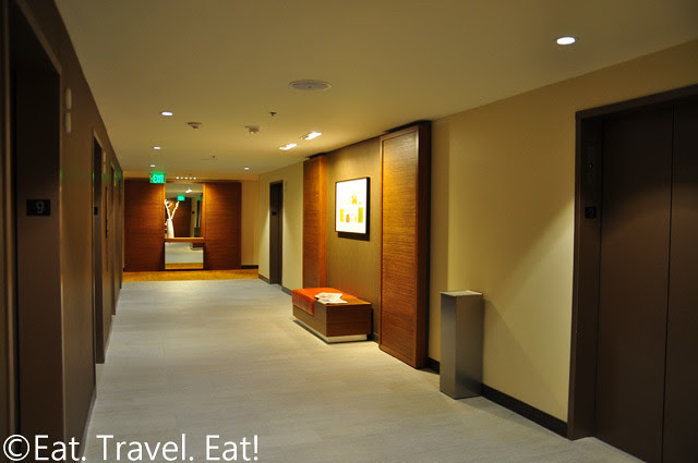 Grand Hyatt San Francisco: After Renovation Elevator/ Lift Lobby