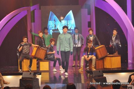 Catwalk by Top 16