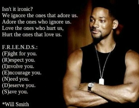 Isnt It Ironic We Ignore The Ones That Adore Us Adore The Ones