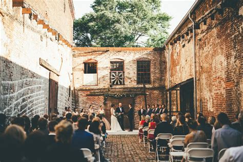 Cristen and Chris // Atlanta Goat Farm Wedding ? Diana