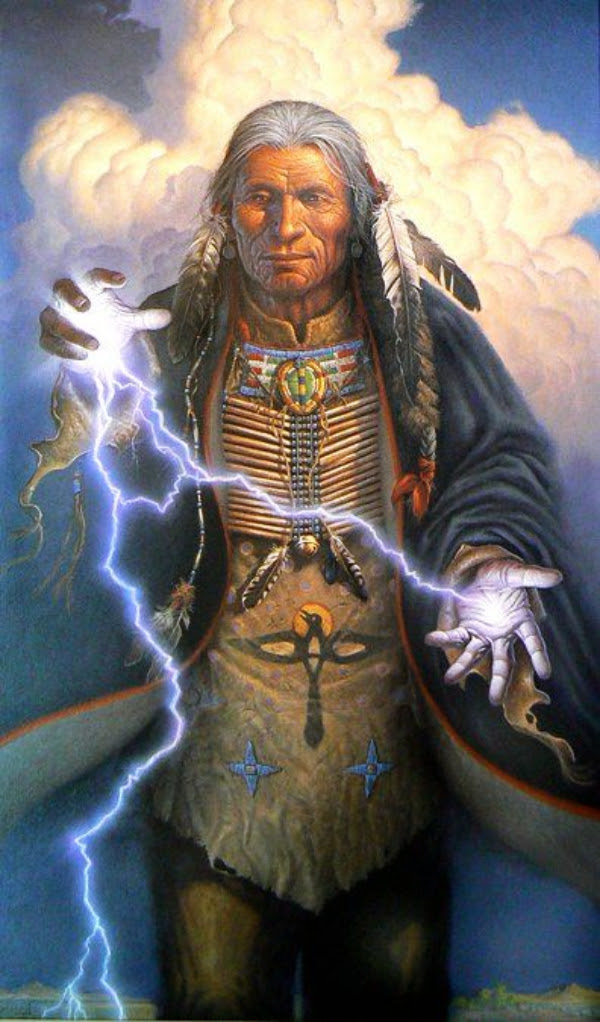 40 Best Native American Paintings and Art illustrations ...