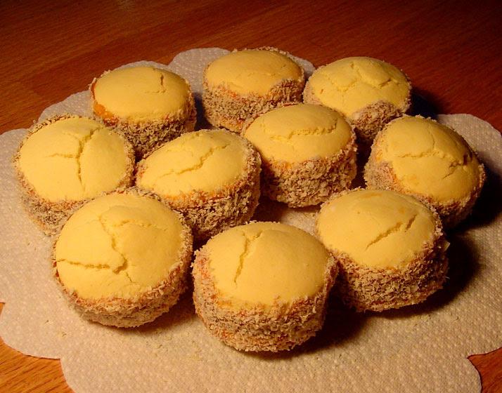 receta de Alfajores de dulce de leche
