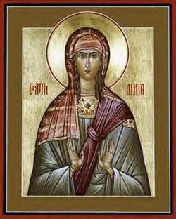 Image of St. Lydia Purpuraria
