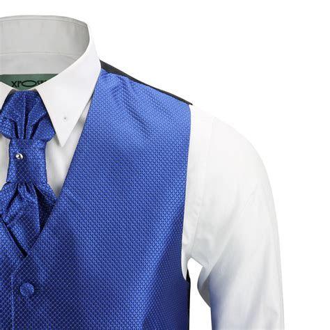 New Mens Classic Wedding Party Groom 3 Piece Dress