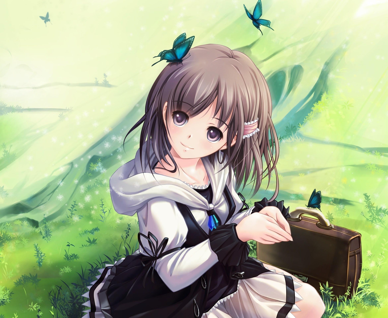 Anime Girl HD Wallpaper 1080p (83+ images)