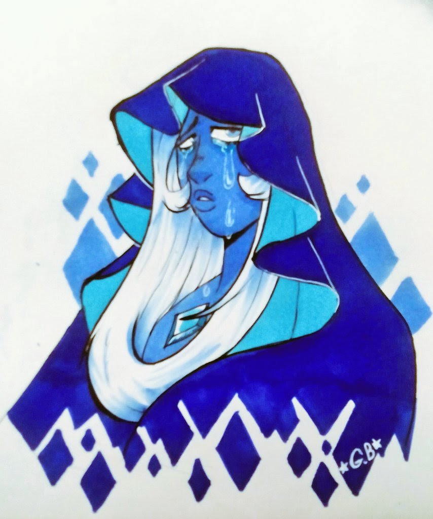 Blue Diamond✨💙