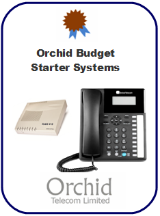 Small Business Telephone Systems | Office Phones | Orchid