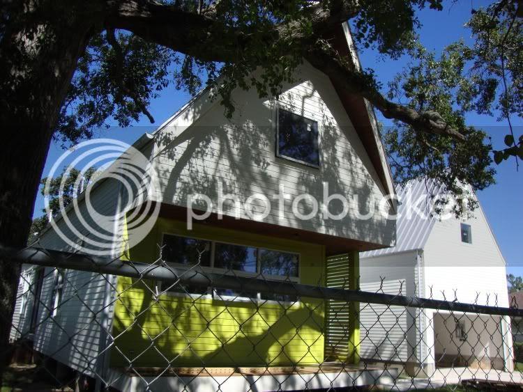 Greer House on Woodard