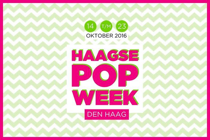 Haagse Popweek 2016