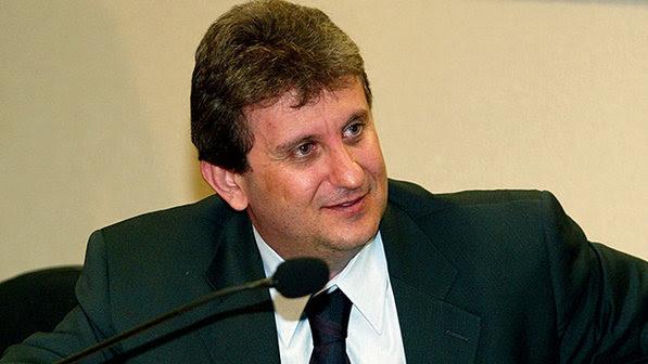 Doleiro Alberto Youssef, preso em São Luís